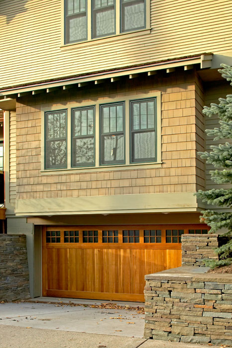 Cedar Siding Home Showcase Shakertown Gallery