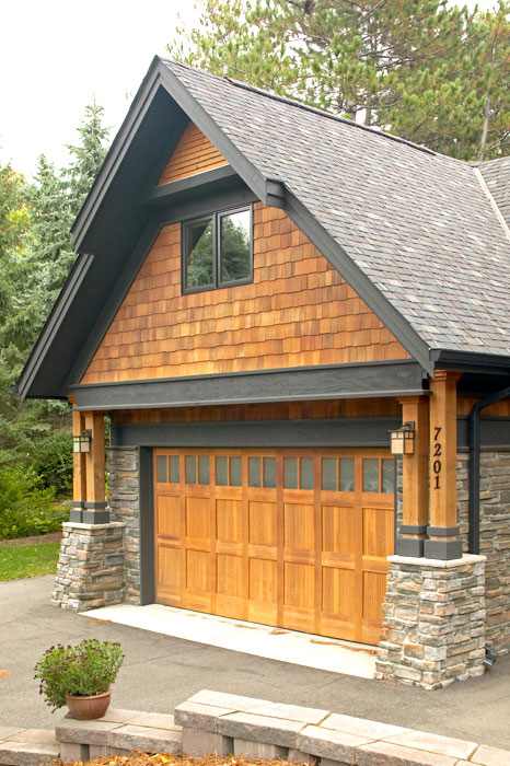 Cedar Siding Home Showcase Shakertown Gallery